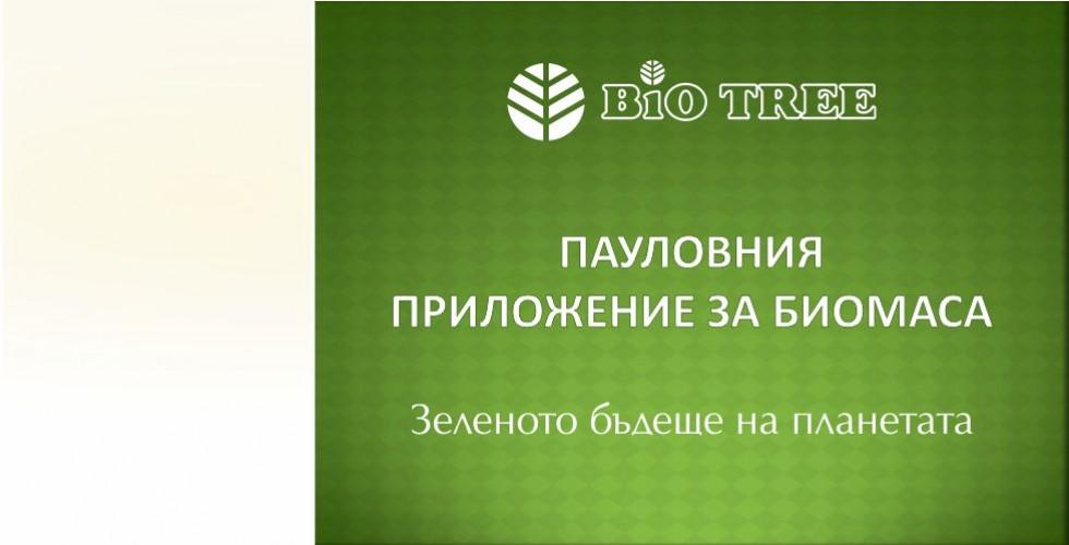 Пауловния – зеленото енергийно бъдеще - стр.1
